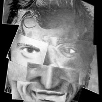 Collage of Man